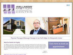 Wellness in Motion Chiropractic Center