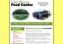 West Blocton Food Center
