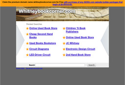 Whitney Book Center