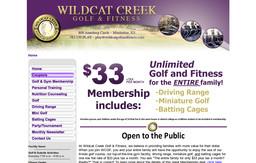 Wildcat Creek Golf & Fitness
