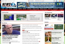 Abc News 2 Wkrn Tv - Main Line