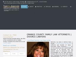 Yanez & Associates Divorce & Family Law Attorneys Orange County