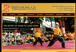 Yee's Hung Ga International Kung Fu Associates
