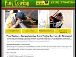 Pine Towing