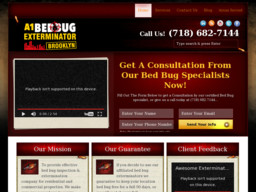 A1 Bed Bug Exterminator Brooklyn