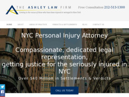 The Ashley Law Firm