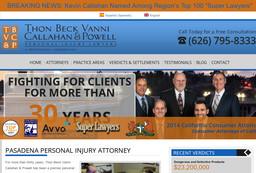 Thon Beck Vanni Callahan & Powell, A Professional Corporation