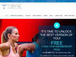 Thryve Fitness Club