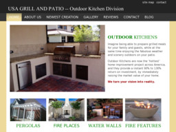 USA Grill And Patio