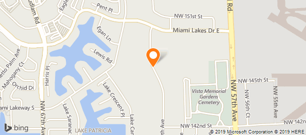 Miami Lakes Artificial Kidney Center on 60th Ave in Miami