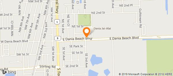 Citibank on Dania Beach Blvd in Dania Beach, FL - 954-926