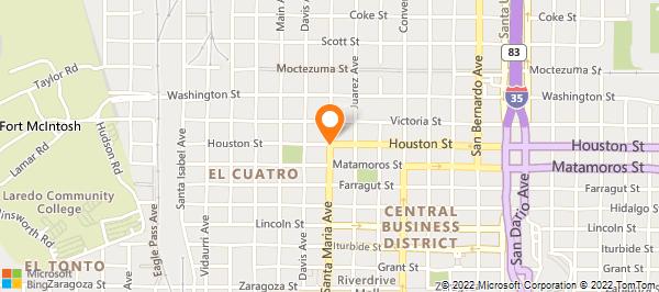 Autobuses Latinos Inc on Houston St in Laredo, TX - 956-722