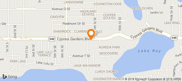 Dollar Tree on Cypress Gardens Blvd in Winter Haven, FL ...