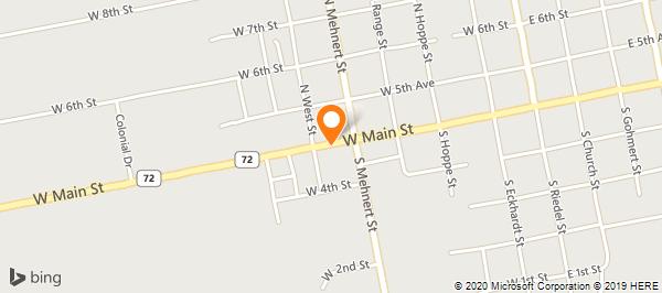 Map Of Yorktown Tx.Bobby S Auto Body On Main St In Yorktown Tx 361 564 3655 Auto