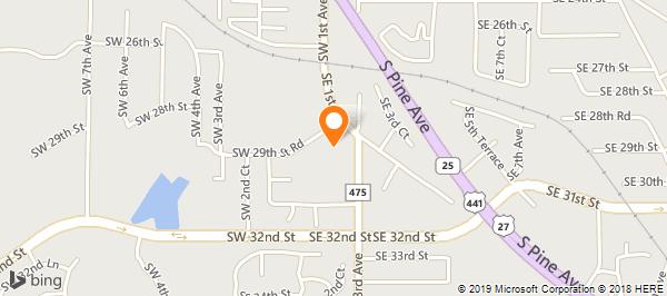 Davita Ocala Regional Kidney Centers on 1st Ave in Ocala, FL