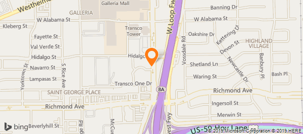 LFF Houston Inc on Post Oak Blvd in Houston, TX - 713-623