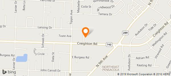 Citifinancial on Creighton Rd in Pensacola, FL - 850-478-8144