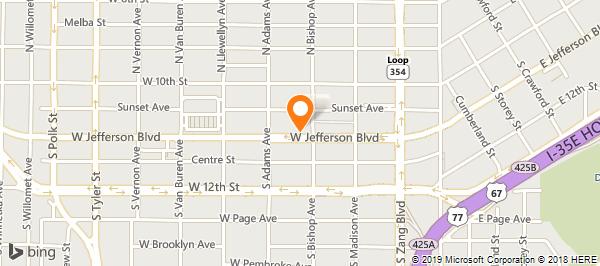 Famsa Inc on Jefferson Blvd in Dallas, TX - 214-941-2660