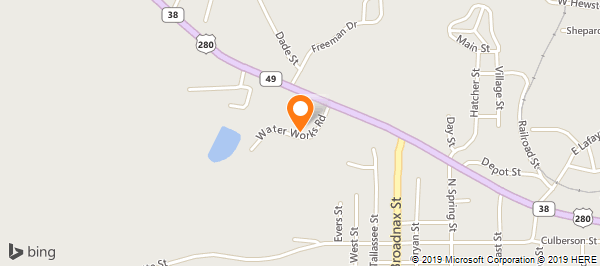 Fresenius Medical Care On Waterworks Rd In Dadeville Al