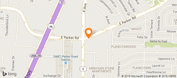 South Texas Dental on Parker Rd in Plano, TX - 972-943-3734