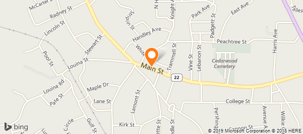 Roanoke Telephone Co Inc on Main St in Roanoke, AL - 334-863 ... on map of alexander city al, map of opp al, map of semmes al, map of town creek al, map of opelika al, map of hoover al, map of saraland al, map of lake wedowee al, map of phenix city al, map of new market al, map of springville al, map of jackson al, map of randolph county al, map of greensboro al, map of bessemer al, map of salem al, map of notasulga al, map of cullman al, map of east brewton al, map of jacksonville al,