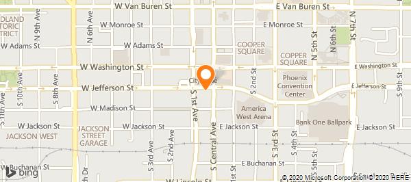 Liberty Bail Bonds on Jefferson St in Phoenix, AZ - 602-252