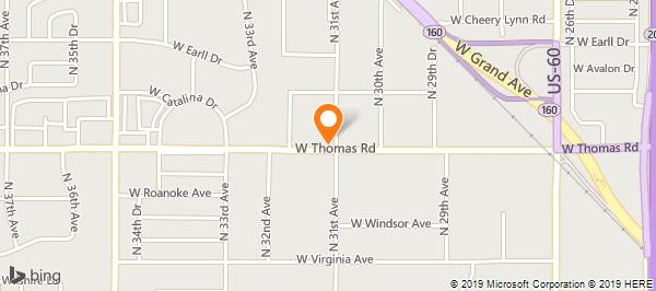 Moore Tool & Equipment on Thomas Rd in Phoenix, AZ - 602-455