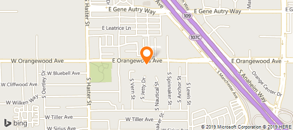 New Apostolic Church on Orangewood Ave in Anaheim, CA - 714-740-1704