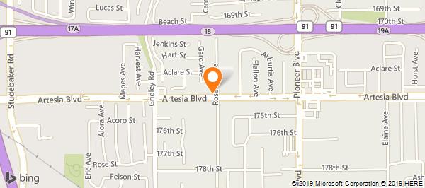 Artesia California Map.Tint Audio Xperts On Artesia Blvd In Artesia Ca 562 860 2623