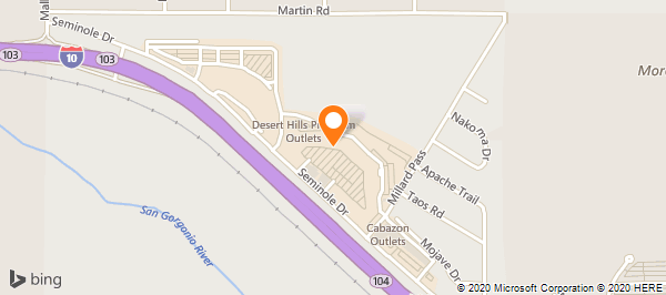 Versace Outlet on Seminole Dr in Cabazon, CA - 951-797-5077 ...