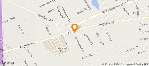 Waters Van & Car Rentals on Augusta Rd in West Columbia, SC