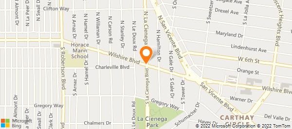 Jeff Ratner & Associates Inc on Wilshire Blvd in Beverly