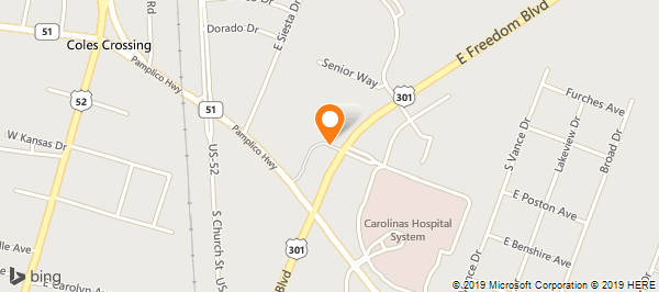 Jack Holt CPA on American Dr in Florence, SC - 843-629-8760