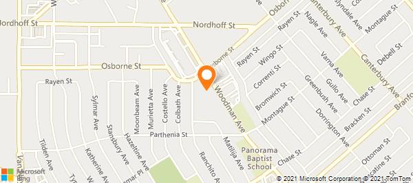 Arletacalifornia Map.Mail Express On Woodman Ave In Arleta Ca 818 891 6057 Mailing