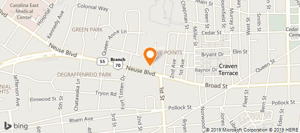 Hagan & Hagan Inc on Neuse Blvd in New Bern, NC - 252-634