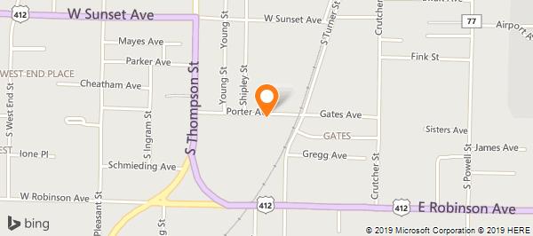 George\'s Inc - Debone Plant on Porter Ave in Springdale, AR ...