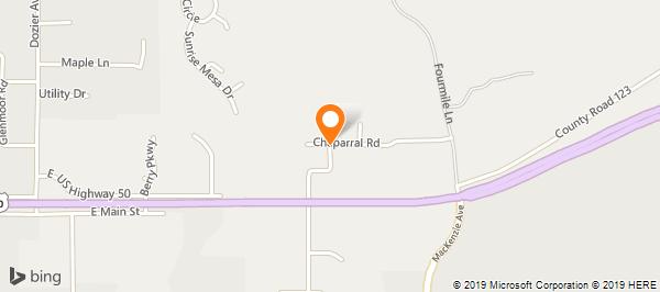 The UPS Store on Latigo Ln in Canon City, CO - 719-275-6844 ... Canon City Co Map on