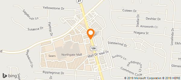 Cincinnati Bell - Cincinnati Bell Stores - Northgate Mall on ... on