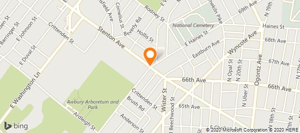 Crown Fried Chicken on Stenton Ave in Philadelphia, PA - 215