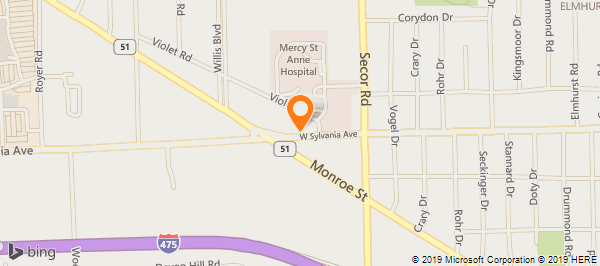 Mercy Women's Care At St Anne on Sylvania Ave in Toledo, OH