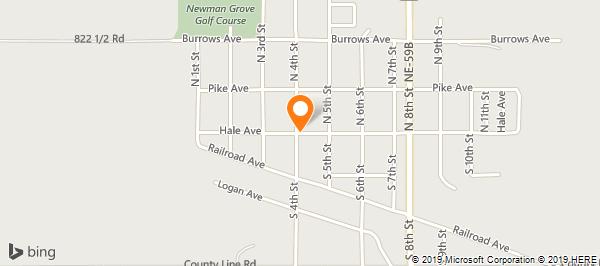 Newman Grove Ne >> Bank Of Newman Grove On Hale Ave In Newman Grove Ne 402