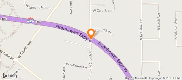 Elmhurst Memorial Hospital Business Operations Center on