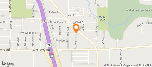 Enterprise Cedar Rapids >> Enterprise Rent A Car On 1st Ave In Cedar Rapids Ia 319 364