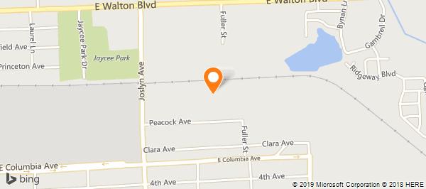 YRC Freight on Joslyn Ave in Pontiac, MI - 248-253-1403   Freight