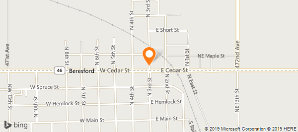 Civic Center On 3rd St In Beresford Sd 605 763 5053 Secondhand