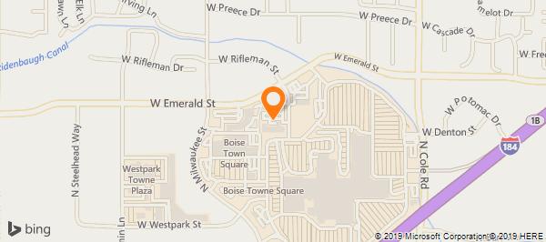 Ameritel Inn - Boise Towne Squa in Boise, ID - 208-378-7000 ...