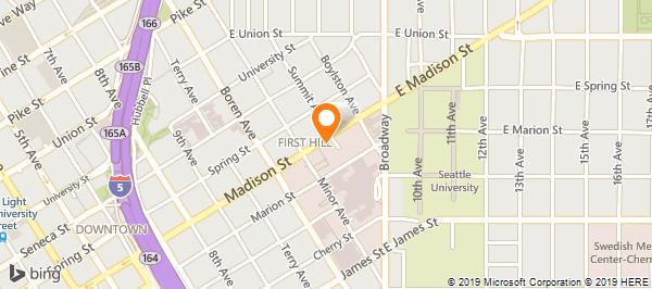 Seattle Urological Associates Pllc on Madison St in Seattle
